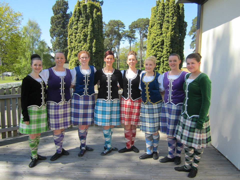 Ballochleam Highland Dancers